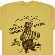 The Great Smoky Mountains T Shirt