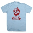 The Life Aquatic T Shirt Bill Murray T Shirt Scuba Diving Shirt Team Zissou