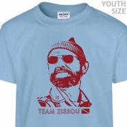 The Life Aquatic T Shirt Team Zissou T Shirt Scuba Steve Shirt