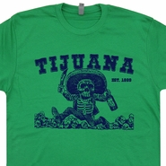 Tijuana Mexico T Shirts The Hangover Shirt Jose Cuervo Shirts Tequila Tee
