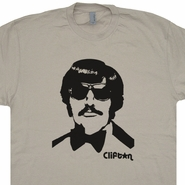 Tony Clifton Shirt Andy Kaufman T Shirts Comedian TShirts Man On The Moon Tee