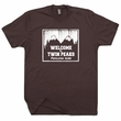 Twin Peaks T Shirt Vintage TV Shirts Cool Movie Shirts 80s Tees