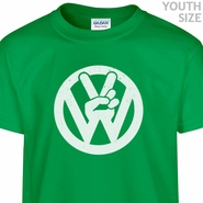 Volkswagen T Shirt Youth VW Vintage Shirt Kids Volkswagen Shirt