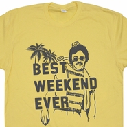 Weekend At Bernies Shirt 80s Movie T Shirts Weekend At Bernies Tee Shirt Funny Shirts