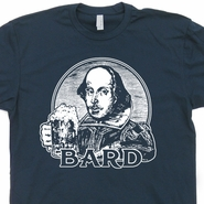 William Shakespeare T Shirt Shakespeare T Shirt The Globe Theatre Shirt