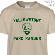 Yellowstone Park T Shirt Cool Kids Shirts Vintage T Shirts Funny Shirts