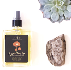 AGAVE NECTAR<br>Ageless Body Oil