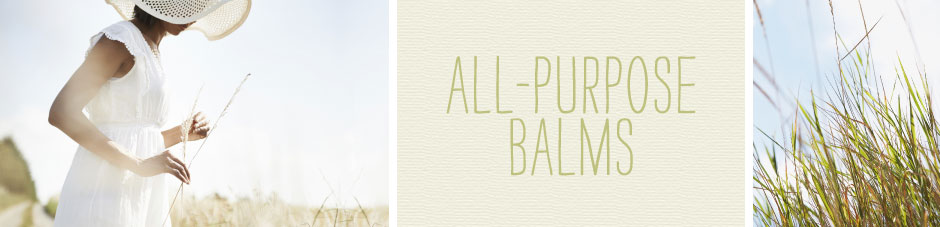 ALL-PURPOSE BALMS