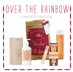 Over the Rainbow Limited Edition Gift Set