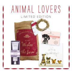 Animal Lovers Limited Edition Gift Set