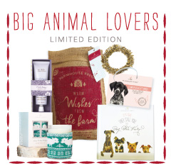 Big Animal Lovers Limited Edition Gift Set