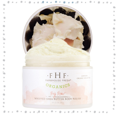 Big Bare Whipped Shea Butter Body Polish