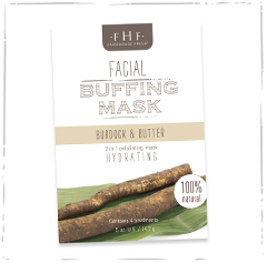 BURDOCK & BUTTER<br>Facial Buffing Mask