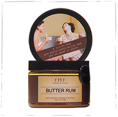 Butter Rum Body Scrub
