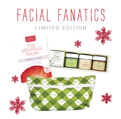 Facial Fanatics Limited Edition Gift Set