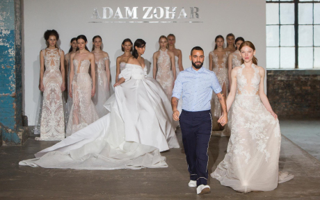 FARMHOUSE FRESH BRINGS A GLOW TO NYC�S BRIDAL FASHION WEEK