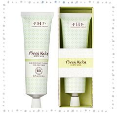 Fresh Melon Body Milk Travel  Lotion