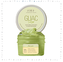 GUAC STAR®<br>Soothing Avocado Hydration Mask