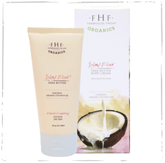 Island Elixir Shea Butter Body Cream