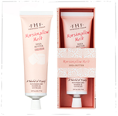 Marshmallow Melt Shea Butter Hand Cream