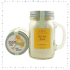 Nectar Milk Soothing Bath Soak
