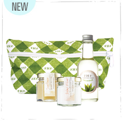 4-Piece Organic Deluxe Gift Tote