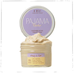 Pajama Paste® Soothing Yogurt, Honey & Oat Face Mask
