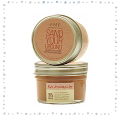 Sand Your Ground® Clarifying Mud Exfoliation Mask