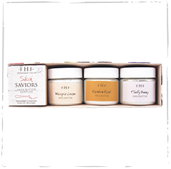 Skin Saviors 3 Piece Shea Butter Sampler