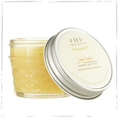 SUNFLOWER HONEY-BUTTER<BR>Intensive Repair & Hydration