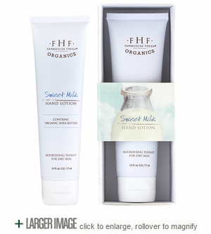 Sweet Milk Hand Lotion