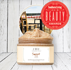 SWEET TEA<br>Whipped Shea Butter Body Polish