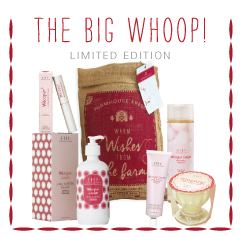 The Big Whoop! Limited Edition Gift Set