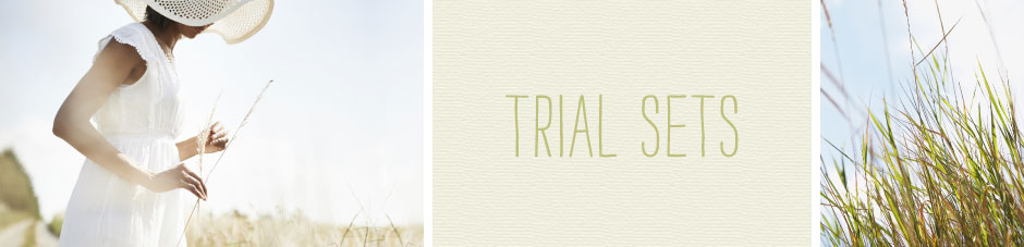 TRIAL SETS