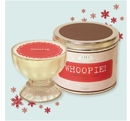 Deluxe Whoopie! Cream Confectionery Glass Candle