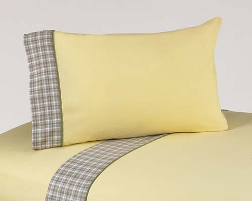 3 pc Twin Sheet Set for Construction Zone  Bedding Collection - Click to enlarge