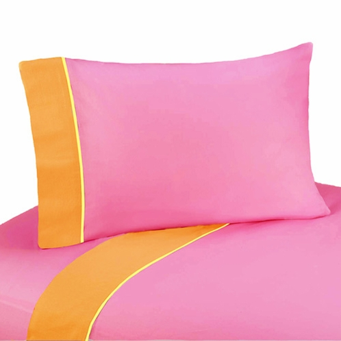 4 pc Queen Sheet Set for Groovy Bedding Collection - Click to enlarge