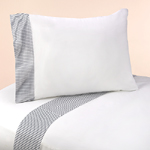4 pc Queen Sheet Set for Come Sail Away Bedding Collection