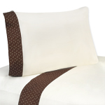 4 pc Queen Sheet Set for Night Owl Bedding Collection