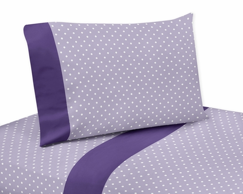 4 pc Queen Sheet Set for Sloane Bedding Collection - Click to enlarge