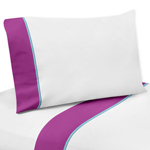 3 pc Twin Sheet Set for Spring Garden Bedding Collection