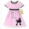 50's Vintage Poodle Dress Halloween Costume or Dress Up Outfit by Sweet Jojo Designs