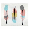 Accent Floor Rug for Feather Collection by Sweet Jojo Designs