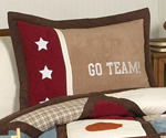 All Star Sports Pillow Sham