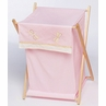 Baby and Kids Clothes Laundry Hamper for Pink Dragonfly Dreams Bedding