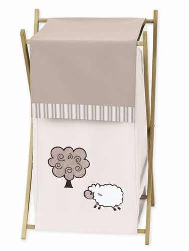 Baby Kids Clothes Laundry Hamper For Little Lamb Bedding