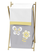 Baby/Kids Clothes Laundry Hamper for Mod Garden Bedding by Sweet Jojo Designs