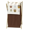 Baby/Kids Clothes Laundry Hamper for Night Owl Bedding