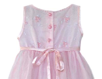 dfb5d313a Baby Pink Tulle Layered Party Dress by Sweet Jojo Designs only  14.99
