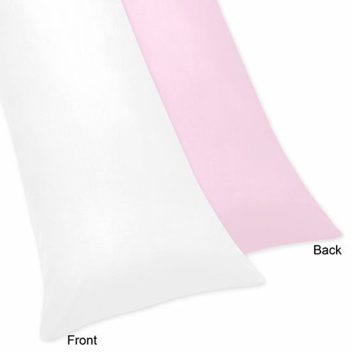 Ballet Dancer Ballerina Full Length Double Zippered Body Pillow Case Cover - Click to enlarge